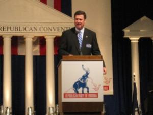 The ever popular former Sen. Allen