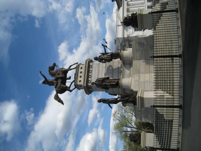 The Washington Statue