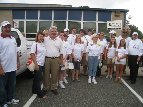 Denbigh Days Volunteers Hamilton