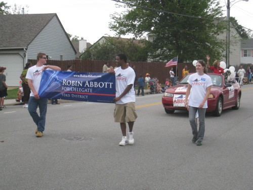 Denbigh Days The Abbott Campaign