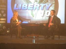 Ann Coulter & John Stossel