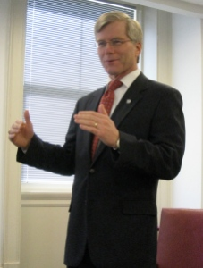 Virginia Governor Bob McDonnell