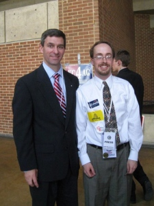 Happier days at the RPV Convention in 2009